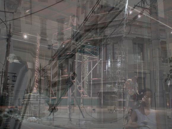 現代アート,作品,写真,川越商工会議所,旧鶴川座